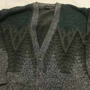 Peter england sweater sz XL VERY WARM